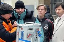 Kameraman Karel Fairaisl získal cenu za film Zrozen bez porodu.