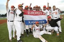 Čeští baseballisté skončili na mistrovství Evropy čtvrtí.