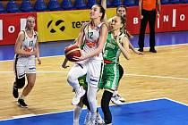Basketbalistky Žabin a KP jsou rovnocennými soupeřkami.