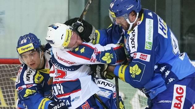 Obrat se Kometě nepodařilo dotáhnout do konce. Brno prohrálo 2:3.