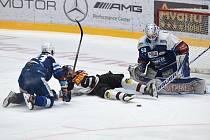 Ze dvou vyrovnaných lednových šlágrů se Spartou vybojovali hokejisté Komety dva body ze šesti možných.
