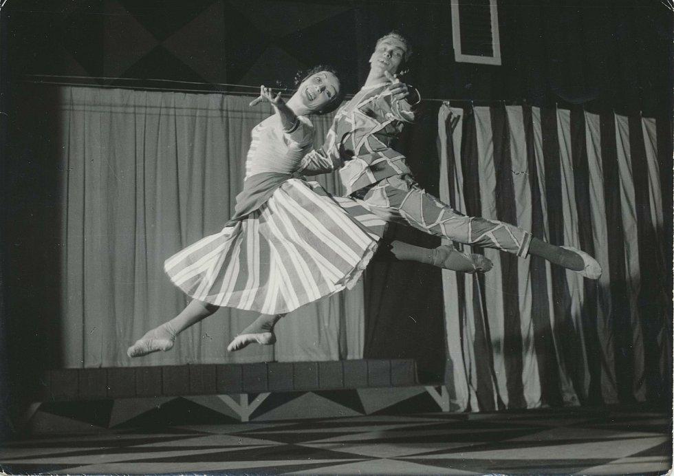 Zemřel tanečník Národního divadla Brno Karel Fux.