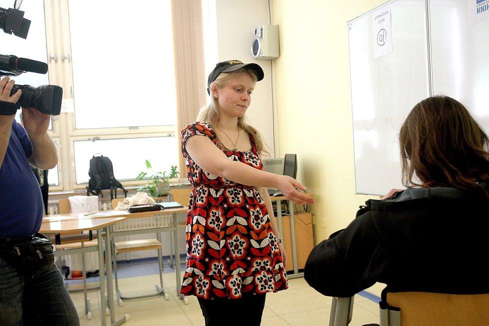 Projekt CoZaTo na brněnském Gymnáziu Globe.