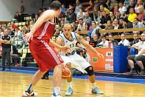 Basketbalisté brněnského Mmcité porazili Tury ze Svitav.