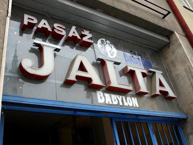 Pasáž Jalta