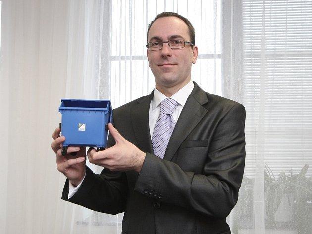 Ředitel společnosti SAKO Jiří Kratochvil šéfuje brněnské spalovně, jedné z nejmodernějších v Evropě.