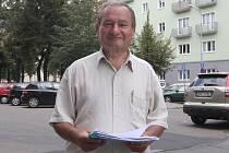Předseda představenstva jihomoravské agrární komory Václav Hlaváček.