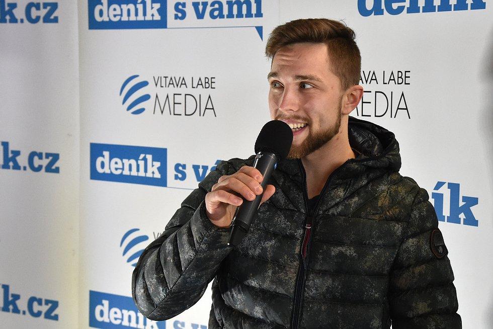 Zóna Deníku na brněnském výstavišti.