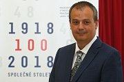 Vyhlášení soutěžních ohňostrojů - Jiří Dušek, ředitel Hvězdárny a planetária Brno.