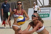 Mistrovství Evropy v plážovém volejbale do osmnácti let.