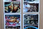 Protestní akce ochránců zvířat Prodej vánočních psů se konala v brněnské Masarykově ulici.