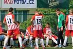 Brňané vyhráli i páté letošní utkání v Superlize malého fotbalu.