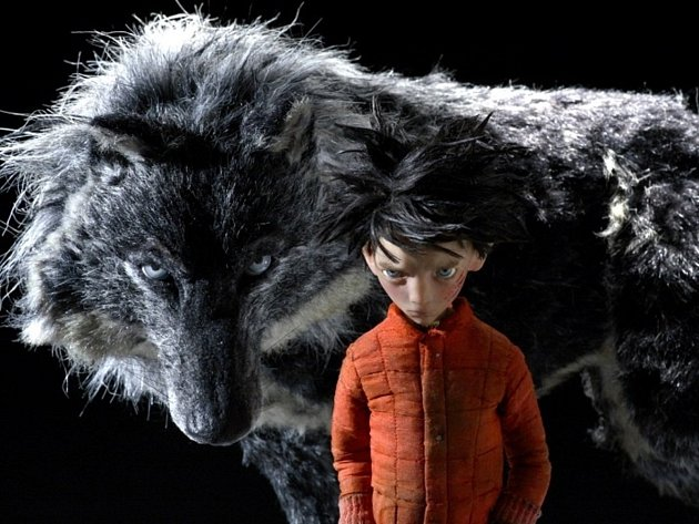 Animovaný film s Prokofjevovou hudbou Péťa a vlk.