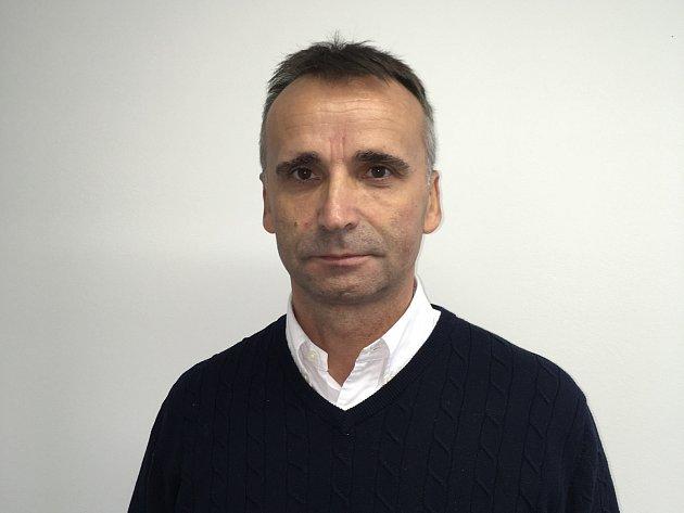 Jihomoravský předseda fotbalového svazu Pavel Blaha