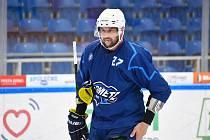 Kamil Brabenec je kapitánem rezervního družstva Komety.