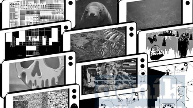 AUDIOVIZUÁLNÍ ANIMOVANÁ HŘÍČKA. Mladí autoři lákají návštěvníky na projekce flashových animací a animovaných filmů.