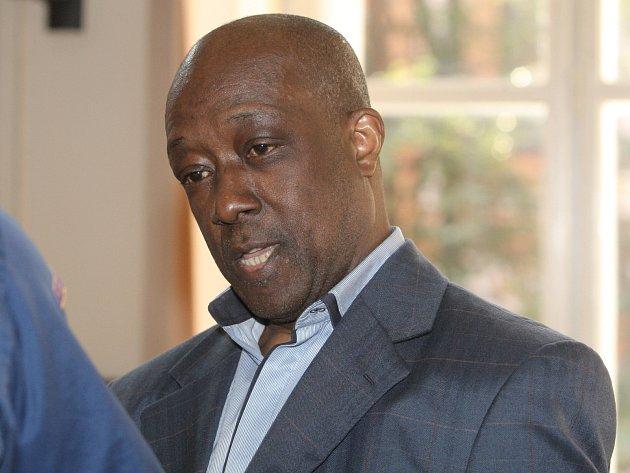 Obžalovaný Damus Damantag Cissé.
