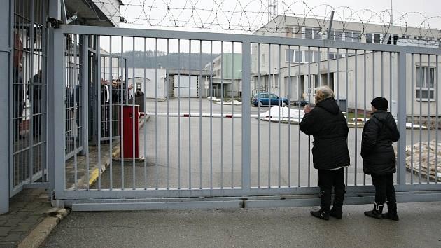 Věznice v Kuřimi na Brněnsku. Ilustrační foto.