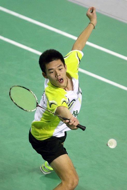 Mezinárodní mistrovství ČR v Badmintonu – Chi-Lin Wang (TPE)
