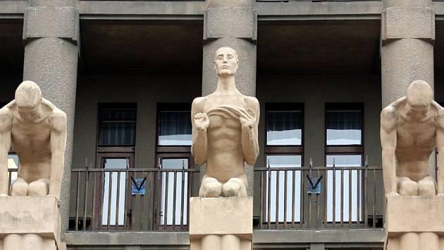 Poliklinika Zahradníkova v Brně
