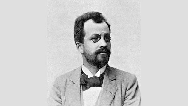 Vilém Mrštík.