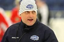 Bývalý trenér hokejové Komety Vladimír Kýhos.