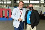 Na brněnském výstavišti začala mezinárodní soutěž vín Concours Mondial de Bruxelles - Thomas Brandl a Pavel Krška