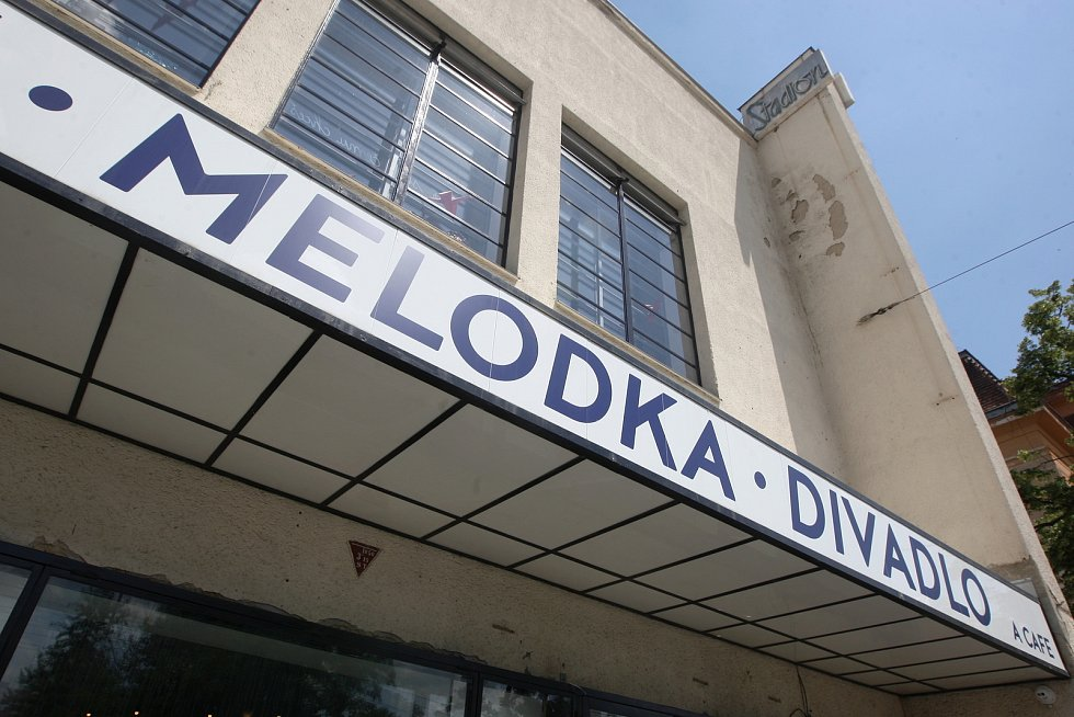 Sokol Brno I v Kounicově ulici.