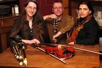 Hudební skupina Cairdeas.
