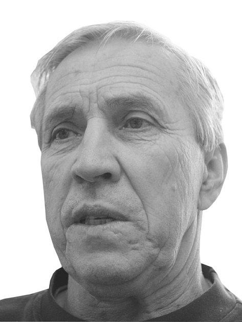 Legendární útočník Komety Josef Černý.