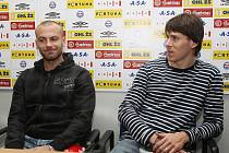 Tomáš Došek a Jan Trousil.