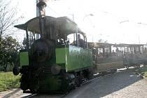 Historická tramvaj Karolinka