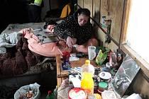 Teploty pod bodem mrazu a sníh potěšil milovníky zimních sportů i zemědělce. Současné počasí ovšem ohrožuje lidi bez domova. Jak mrazy zvládají a zda jim něco nechybí, nyní proto mnohem častěji kontrolují brněnští strážníci.