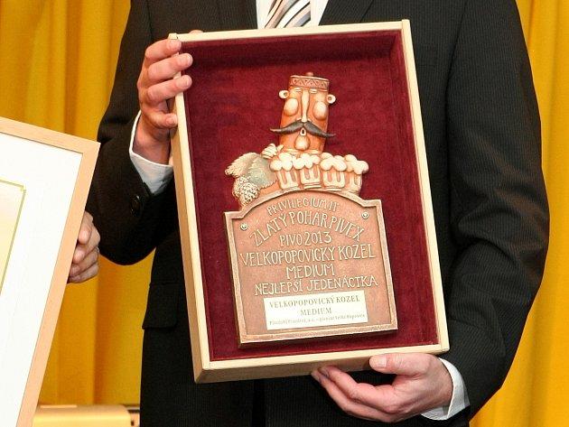 Výsledky degustační soutěže Zlatý pohár Pivex – Pivo 2013 oznámili organizátoři v brněnském hotelu Voroněž.