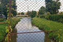 V těchto místech vyroste nový most přes řeku Svitavu, který spojí Novou Zbrojovku a Novou Motorárnu.