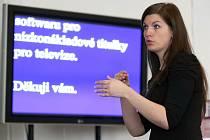 Nejnovější verzi aplikace polygraf přestaví středisko Teiresiás na mezinárodní konferenci Universal Learning Design, která se koná od pondělí do pátku v Brně.