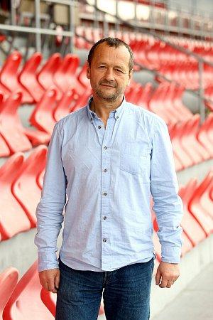 Sportovní ředitel Zbrojovky Zdeněk Kudela.