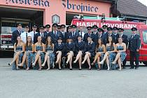 Sbor dobrovolných hasičů v Hovoranech vznikl už v roce 1875. Dnes má zvučné jméno v obci, ale i za jejími hranicemi. Má 153 členů, z toho 45 dívek a žen.