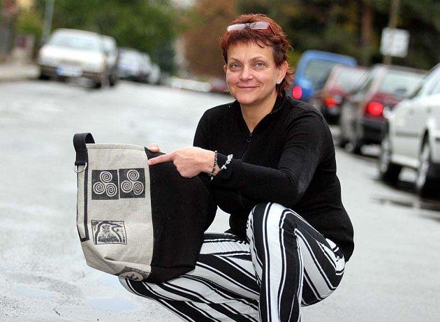Iveta Houdková, majitelka firmy Art-Yvah