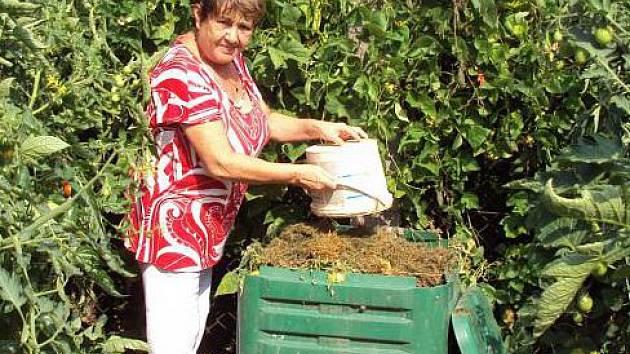 Domácí kompostování: na třech tisících místech v Brně. Pomáhá i v boji se suchem