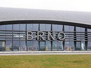 Letiště v Tuřanech - ilustrační foto.