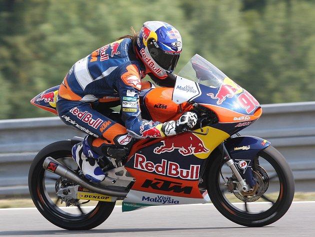 Českým jezdcům se pateční úvodní tréninky na brněnskou Grand Prix nevyvedly podle představ.