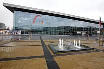 Pavilon P na brněnském výstavišti.