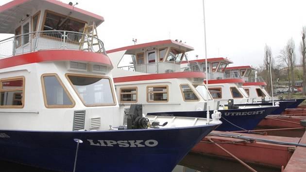 Lodě se na brněnskou přehradu vrátí už v sobotu.