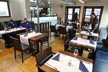 Brněnská restaurace Kaple09.