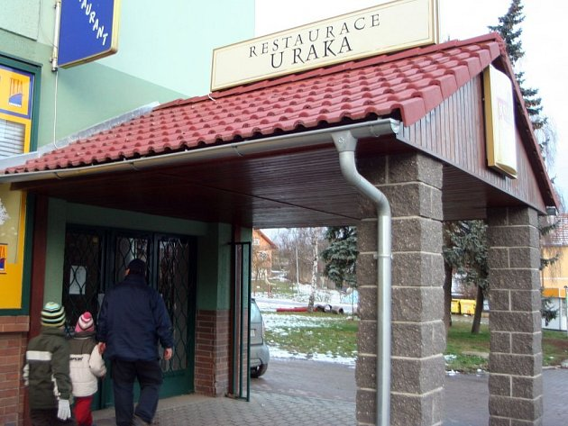 Restaurace U Raka v Říčanech u Brna