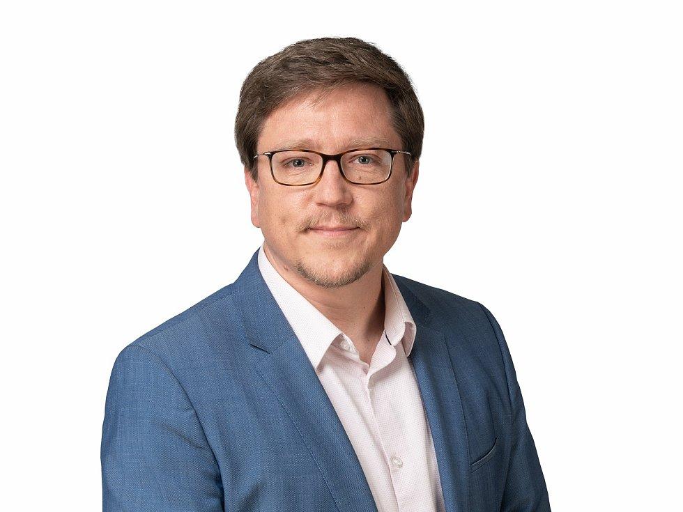 Karel Zitterbart, senátorský kandidát za STAN ve volebním obvodu číslo 57 Vyškov, který postoupil do druhého kola.