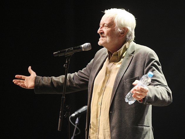 Peter Lipa a Milan Lasica zazpívali v brněnském Sono centru.