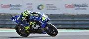 Sobotní kvalifikace na Grand Prix ČR - Valentino Rossi