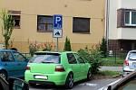 O oblast Dřevařská, Staňkova a Botanická se v pondělí rozšířilo rezidentní parkování v Brně.